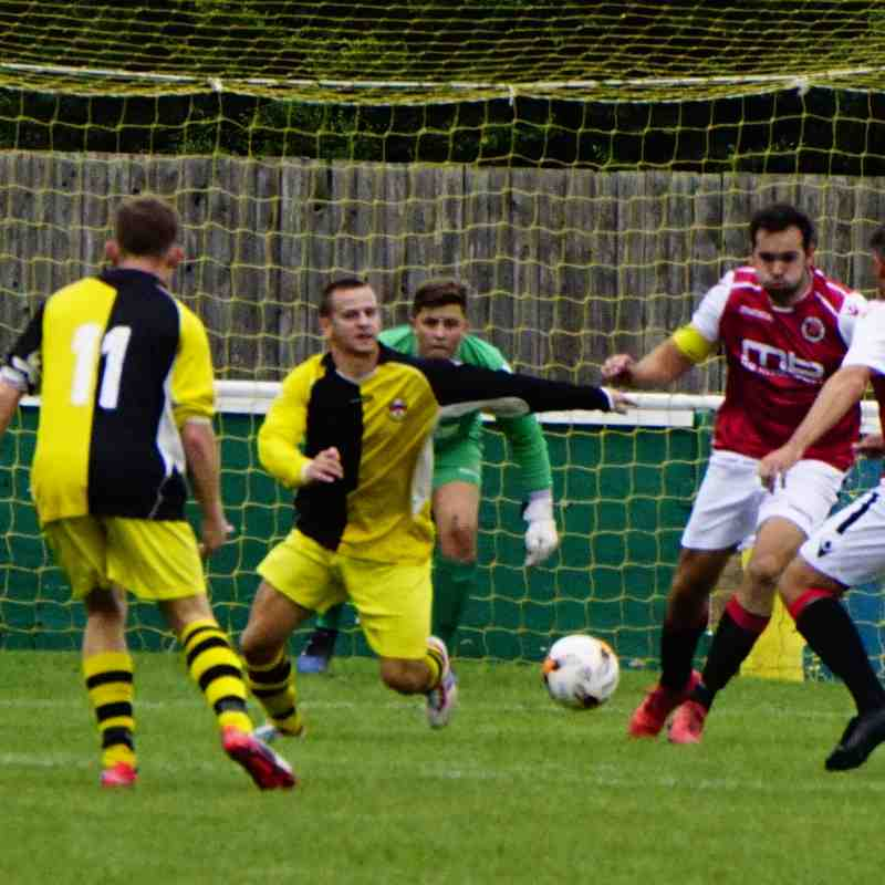 Townley, Seeley & Crowther defend vs Old Wulfs (H) photo courtesy Mathew Mason