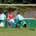 1st Team lose to Coventry United  2 - 4
