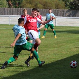 Bromyard Town 0-6 Saltmen
