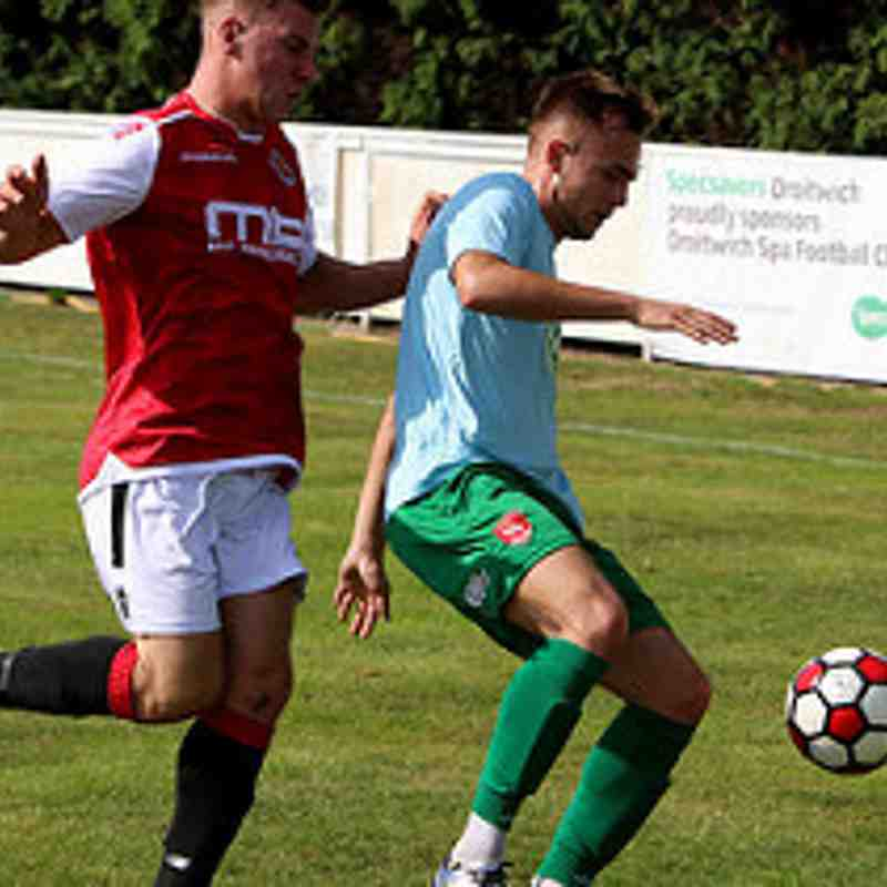 Josh Szikora Warmington vs Coventry United - photo courtesy of Jeff Bennett