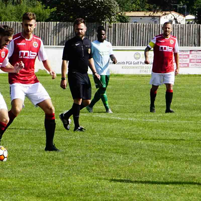 Brad Burgess vs Coventry United - photo courtesy of Mathew Mason