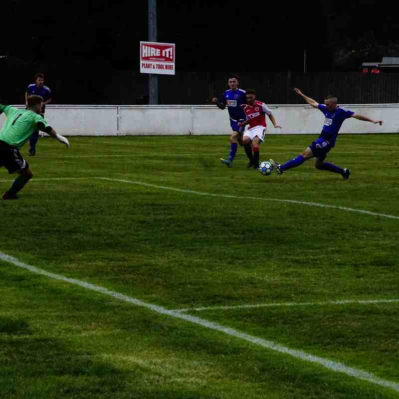 Burgess shoots...vs Sikh Hunters (H) photo courtesy of Mathew Mason