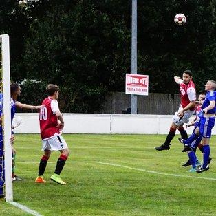 Saltmen 1-0 Redditch Borough
