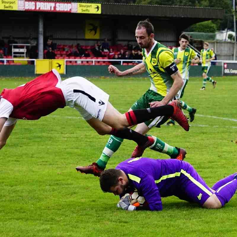 James Lemon vs Gornal Athletic (H) photo courtesy of Mathew Mason