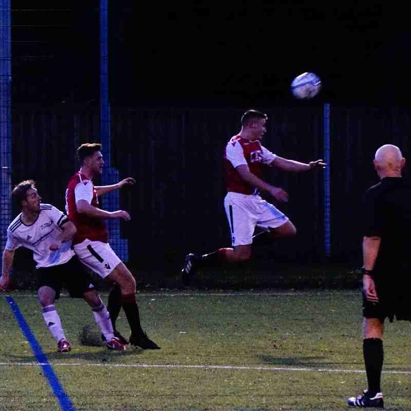 Dan Cottrill vs Team Dudley (A) photo courtesy of Mathew Mason