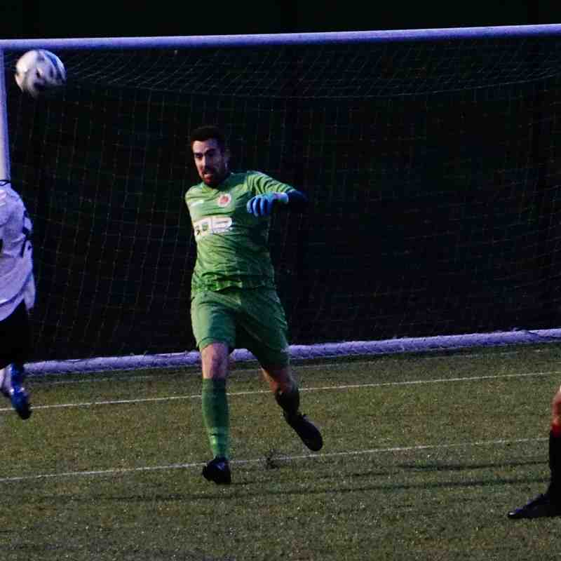 Matt Oliver vs Team Dudley (A) photo courtesy of Mathew Mason