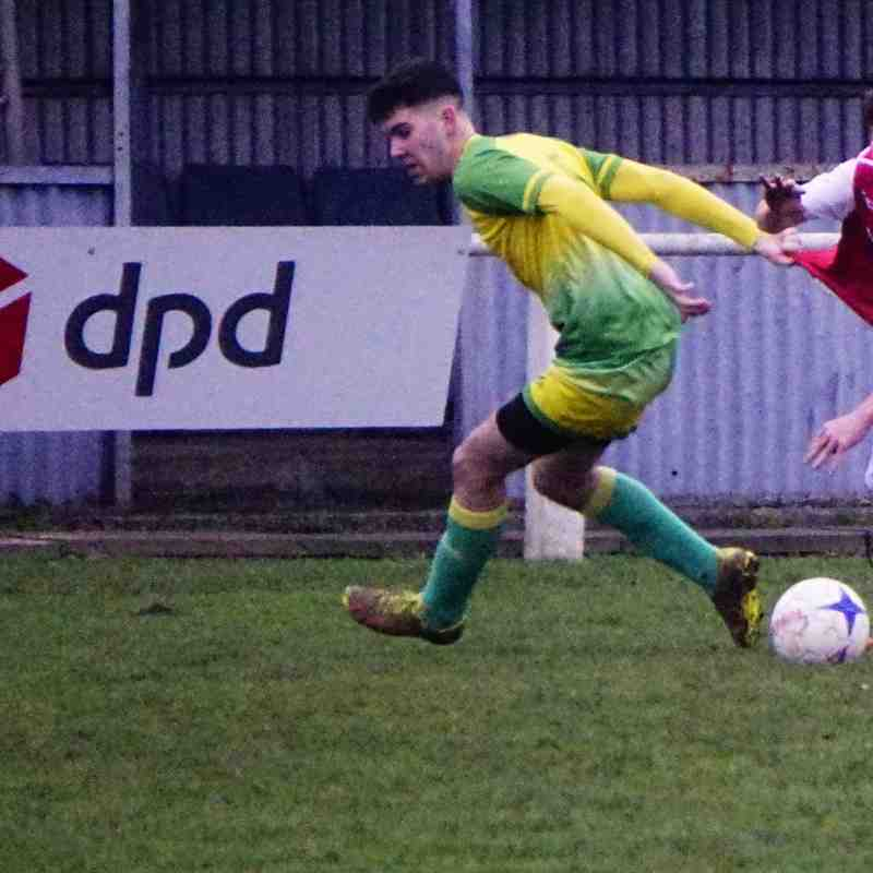Jack Davies vs Bustleholme (A) photo courtesy of Mathew Mason
