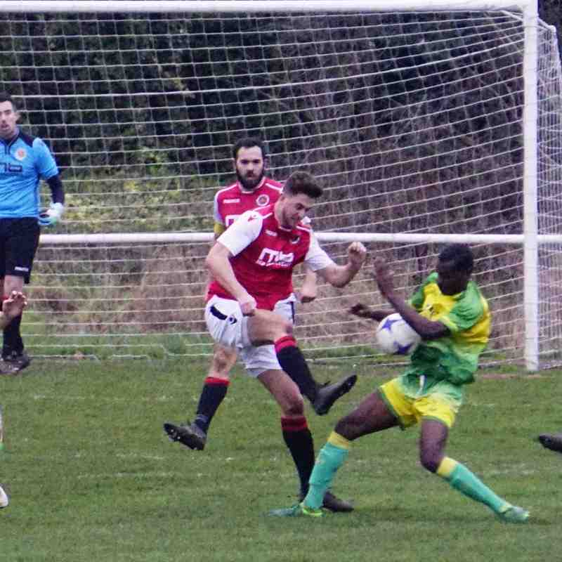 Jack Allerton vs Bustleholme (A) photo courtesy of Mathew Mason