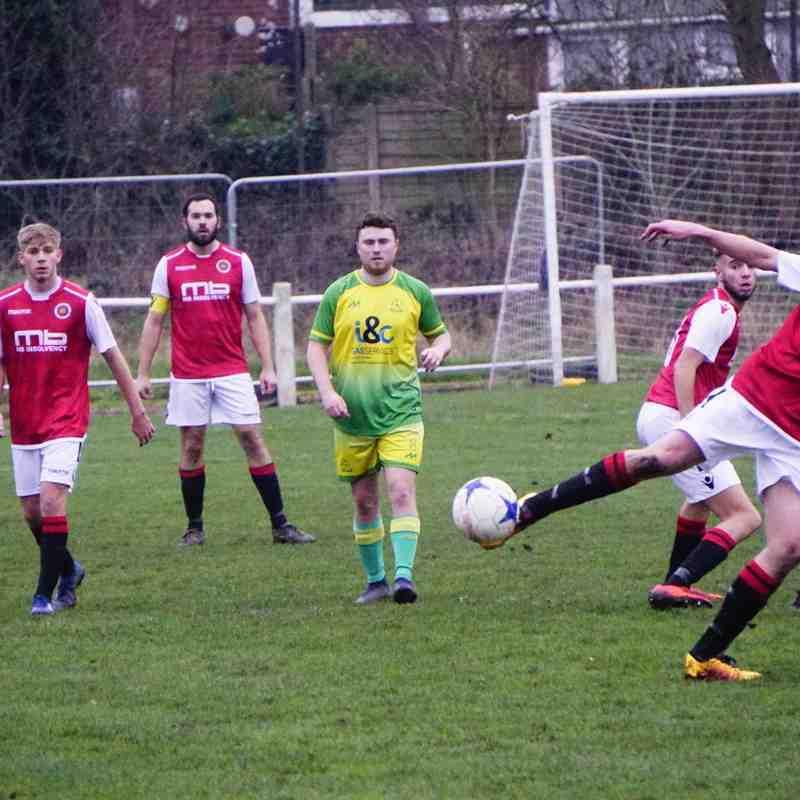 Jack Davies vs Bustleholme (A) photo courtesy of Mathew Mason