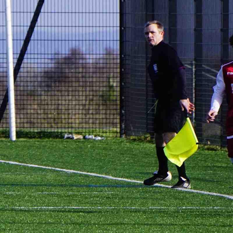 Jonny Brookes vs Telford Juniors (A) photo courtesy of  Mathew Mason