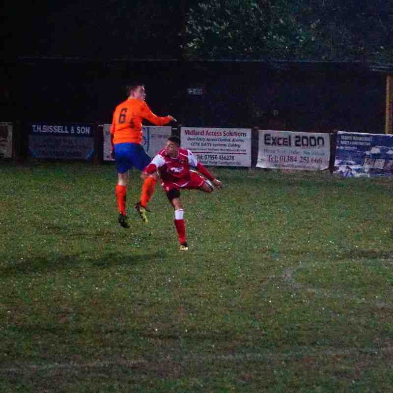 Lucas Edmonds vs Wrens Nest (A) photo courtesy of Mathew Mason