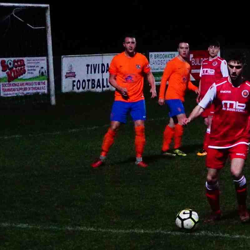 Brad Burgess vs Wrens Nest (A) photo courtesy of Mathew Mason