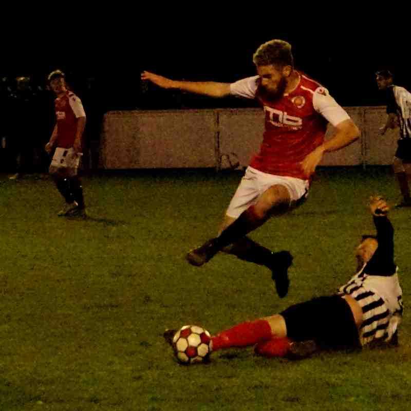 Ben Tilbury vs Wyrley (H) photo courtesy Mathew Mason