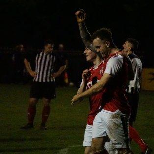 Droitwich Spa 2-0 Wyrley