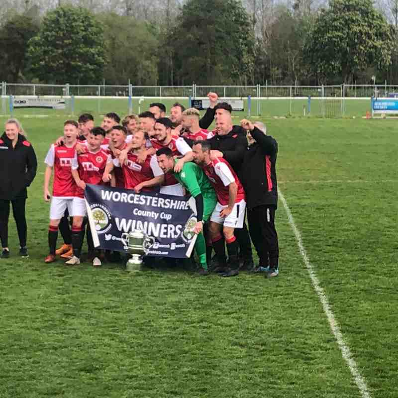 County Cup Final 2018-19