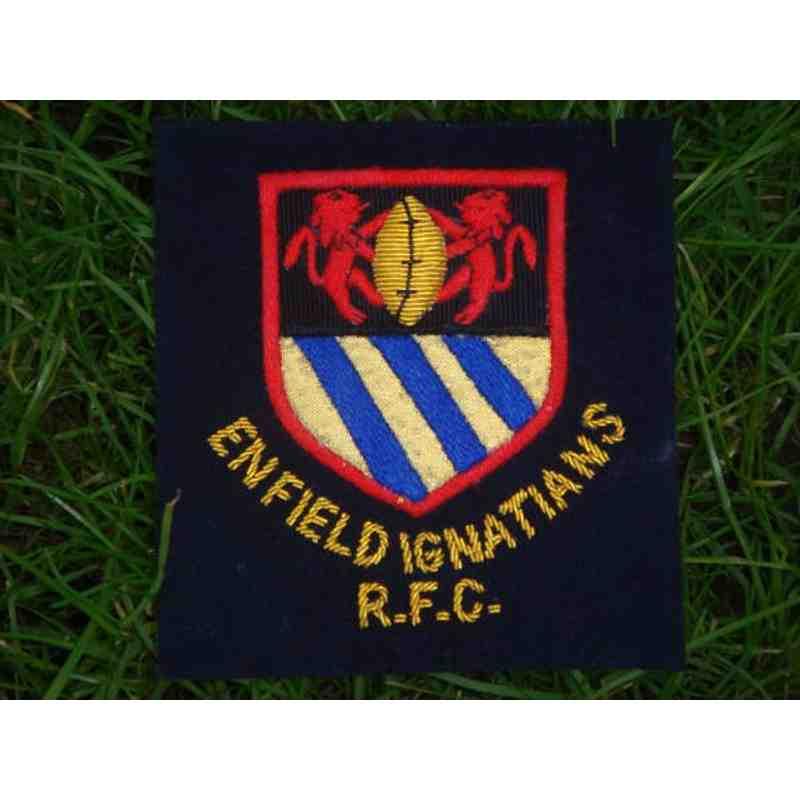Club blazer badge