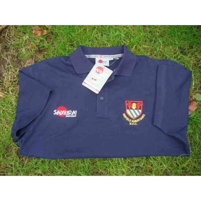 Samurai Navy Polo Shirt