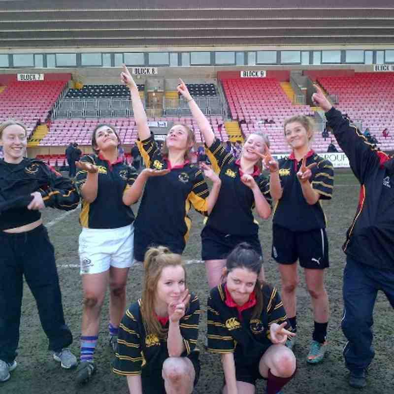 Girls Rugby Festival