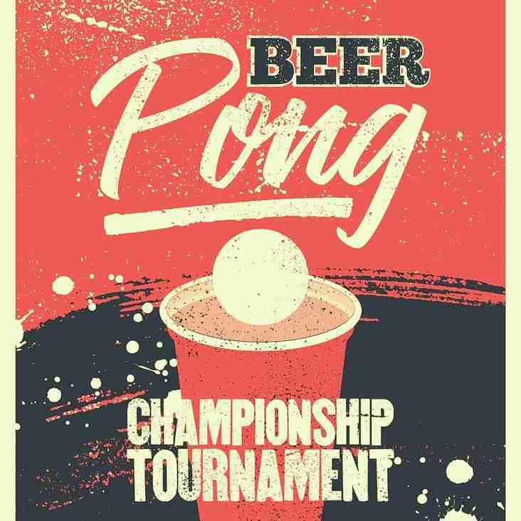 Beer Pong Championship