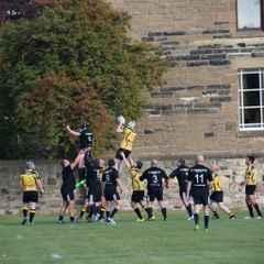 03/10/2015, BT Edinburgh shield. Trinity 8 - 51 Forrester