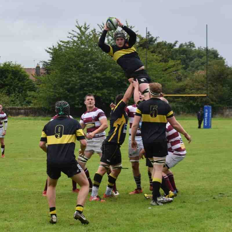 20/08/16 Trinity v Watsonians 2ndXV friendly