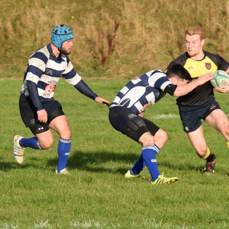 Leith 17 v Trinity 26  22-10-2016
