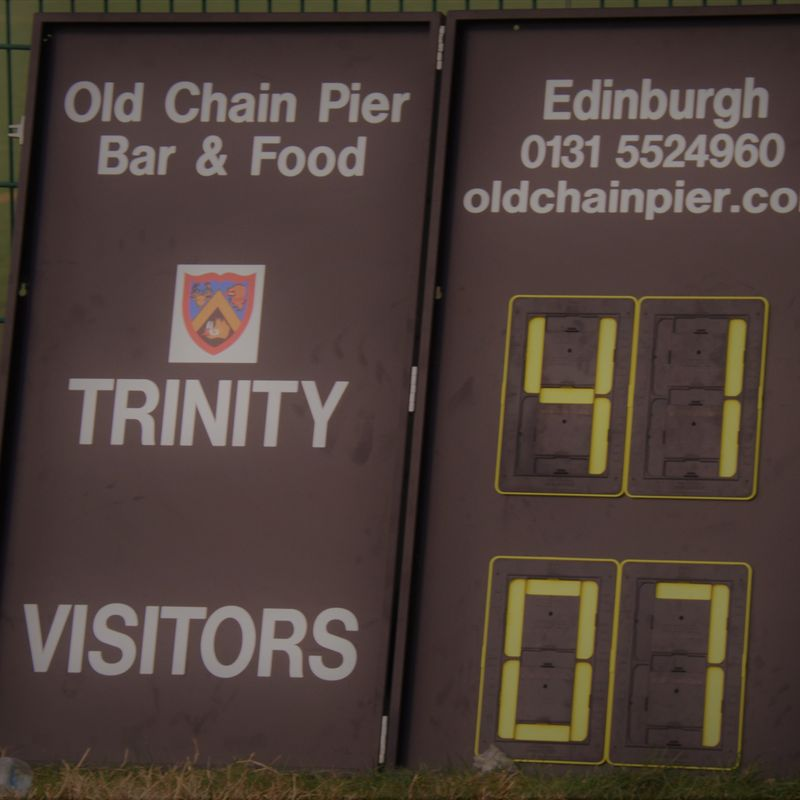 Trinity 41 v Earlston 7  17-12-16