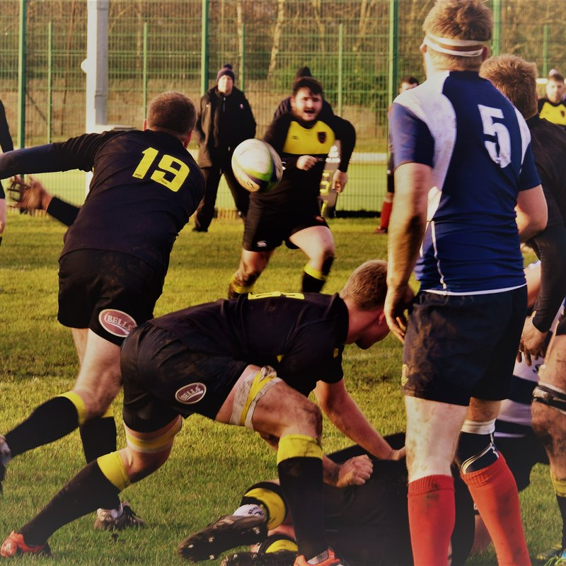 Trinity Accies first game details