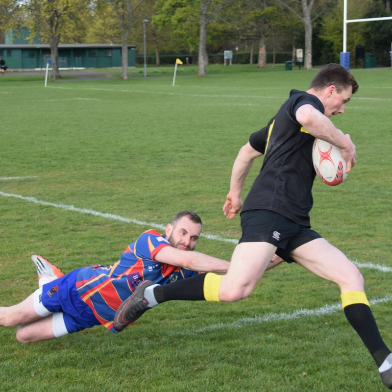 Sat 21st April - TARFC - Edinburgh Northern Sevens, 1pm