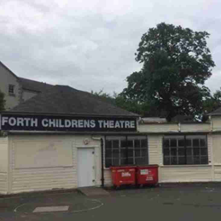 Forth Childrens Theatre, Bangholm News. Sad news, the end of an era.