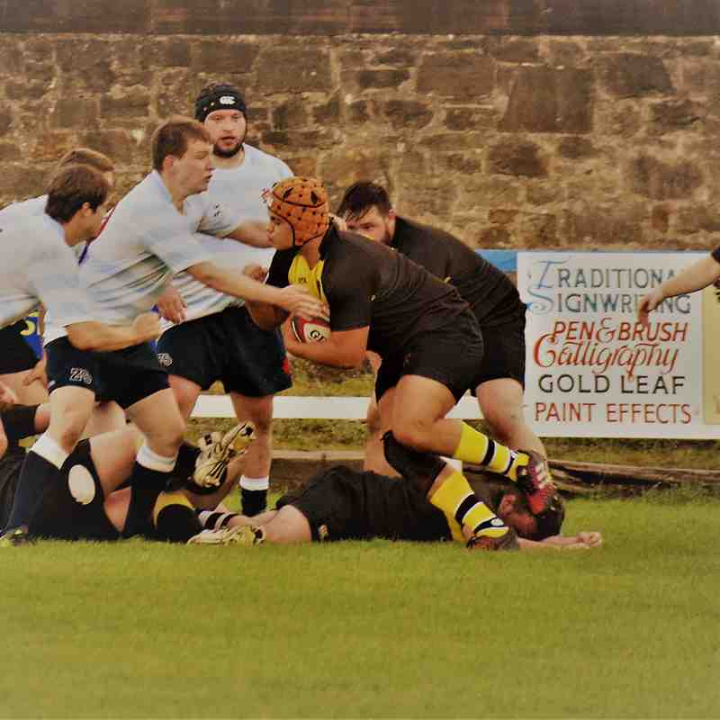Pre-season: Edinburgh Accies 2s select v Trinity 17:08:17