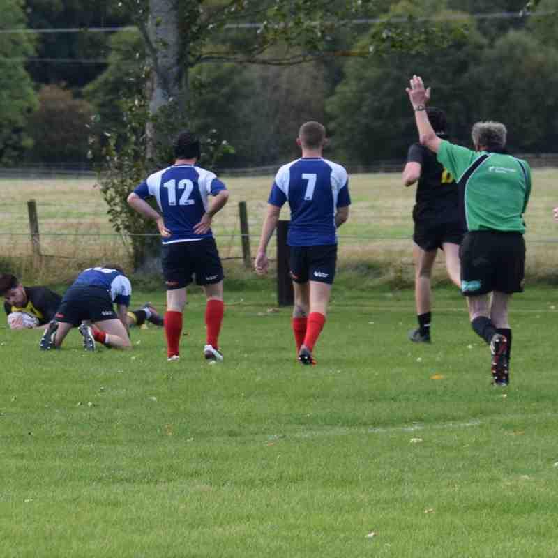 Earlston RFC 26 v Trinity Accies 20  29-09-18