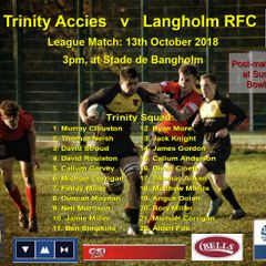 Trinity 5 v Langholm 47  12-10-2018