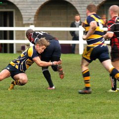 KRUFC v Mosborough 07/01/17.