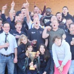 Pennine supplementary cup final winners 2009/10