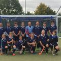 Men's 3rds edged out in top of the table clash