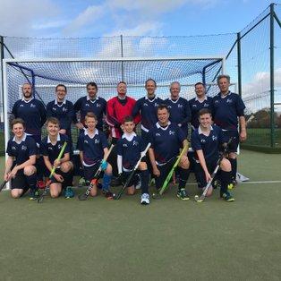 Men's 3rd XI  comfortably beat 4th XI colleagues