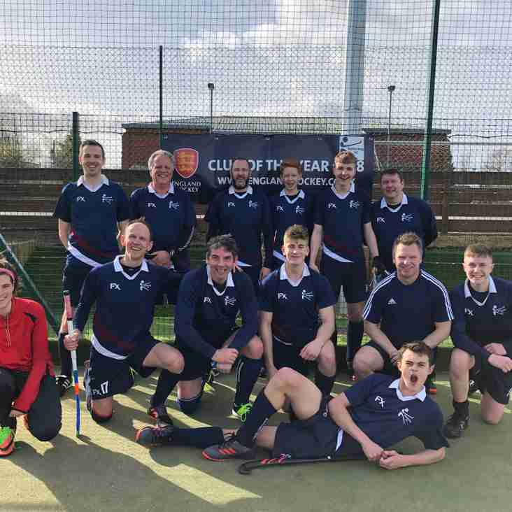 Mens 3rd XI are league champions!