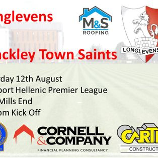MATCH REPORT | Brackley Town Saints