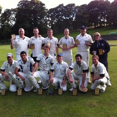 Southowram CC win the 20/20 final