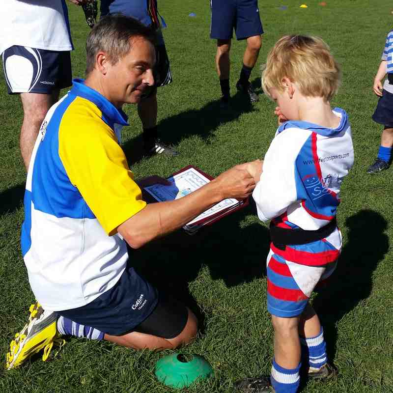Under 6's Players of the Week