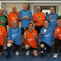 Middlesbrough 50+ Tournament vs. Wakefield Walking Football
