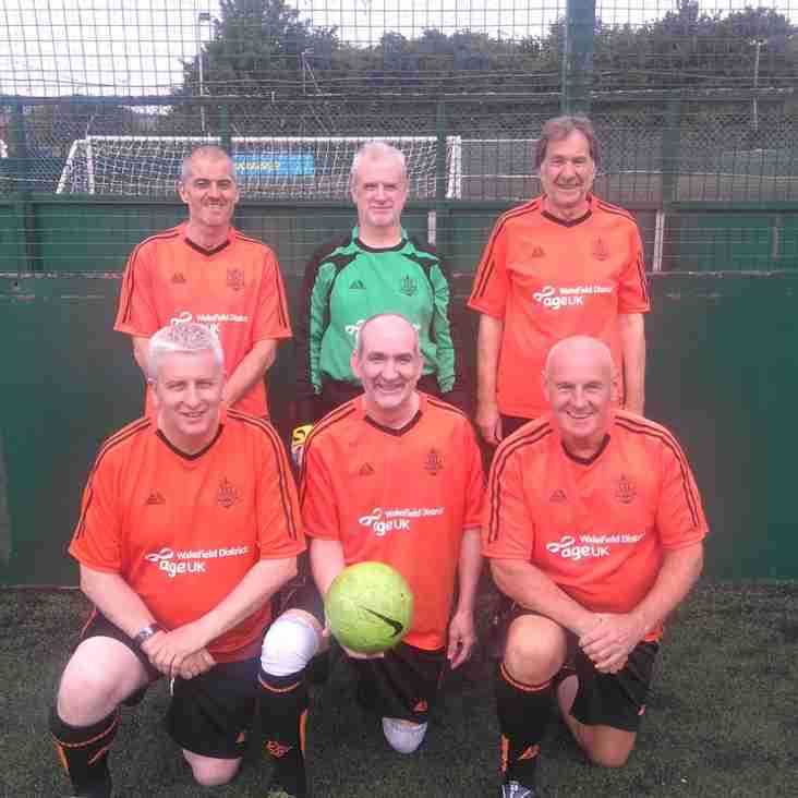South Yorkshire League - Matchday 5 report - 31st May 2017