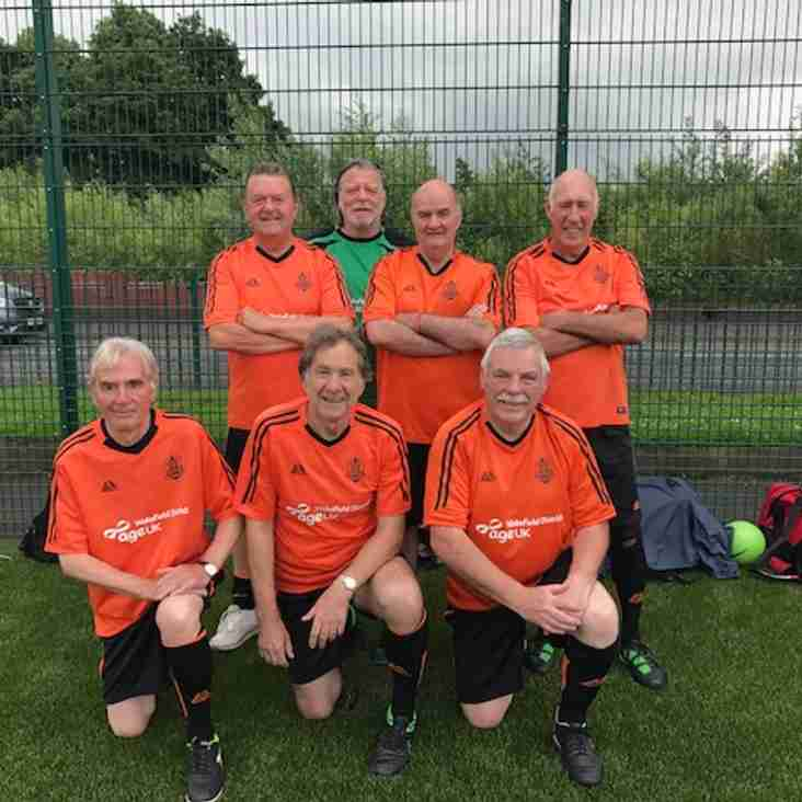 Rochdale Over 65's Cup - Heywood - 9th June 2017