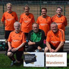 Bobby Moore Walking Football Festival - July 2017