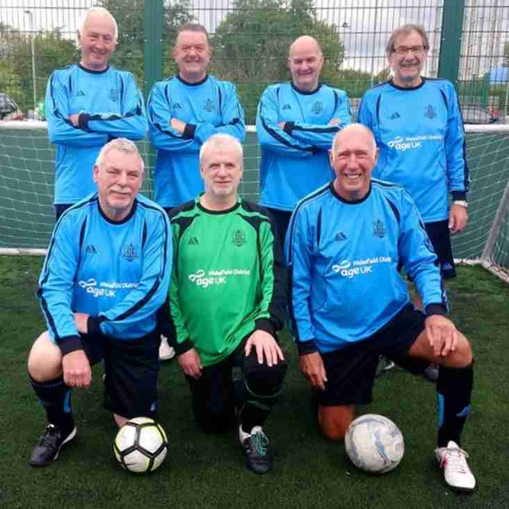 Kingsmaid Cup Tournament - 65+ - 9th October 2017