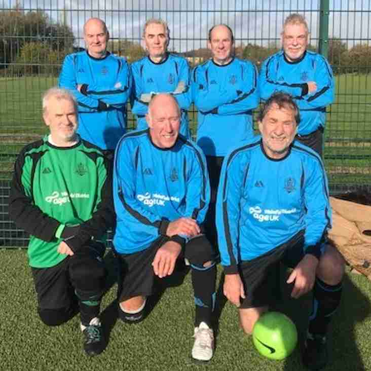 Greater Manchester Over 65's Cup Tournament - Heywood - 10th November 2017