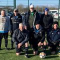 GMWF 60+ League - Match Day 1 - 1st February 2018