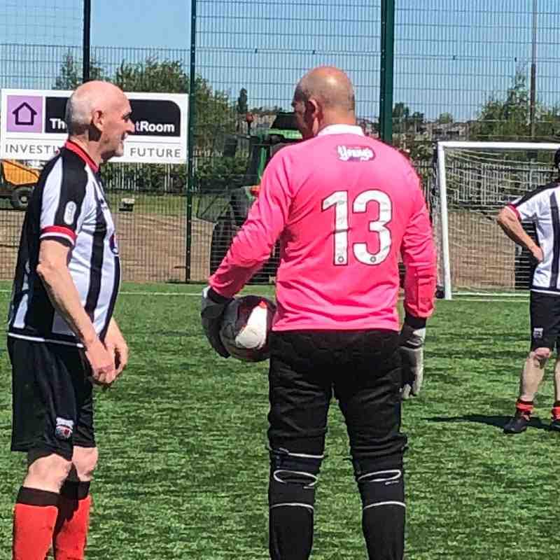 EFL Trust Cup 60+ Barnsley May18