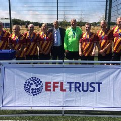 EFL Trust Cup 60+ National Finals - St George's Park July18